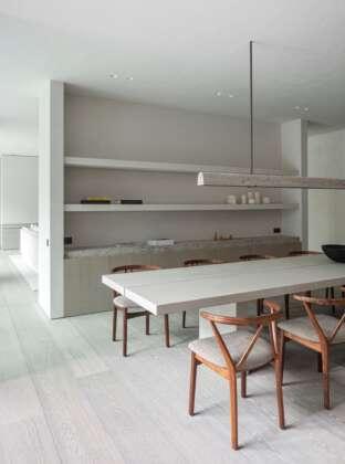 LONDON BARBICAN kitchen