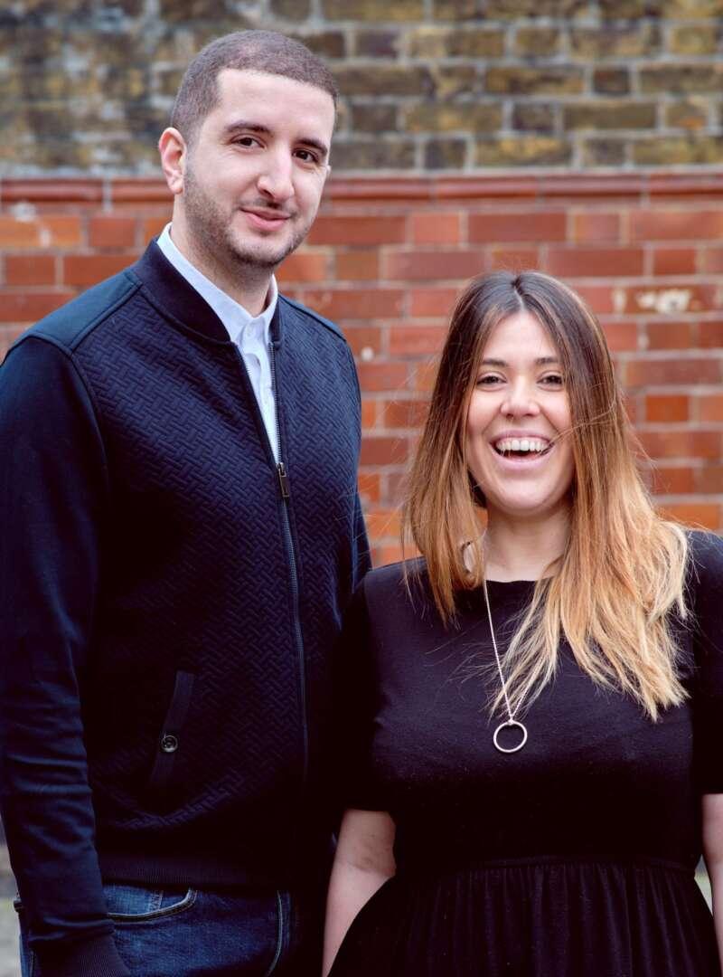 Ersan and Giulia
