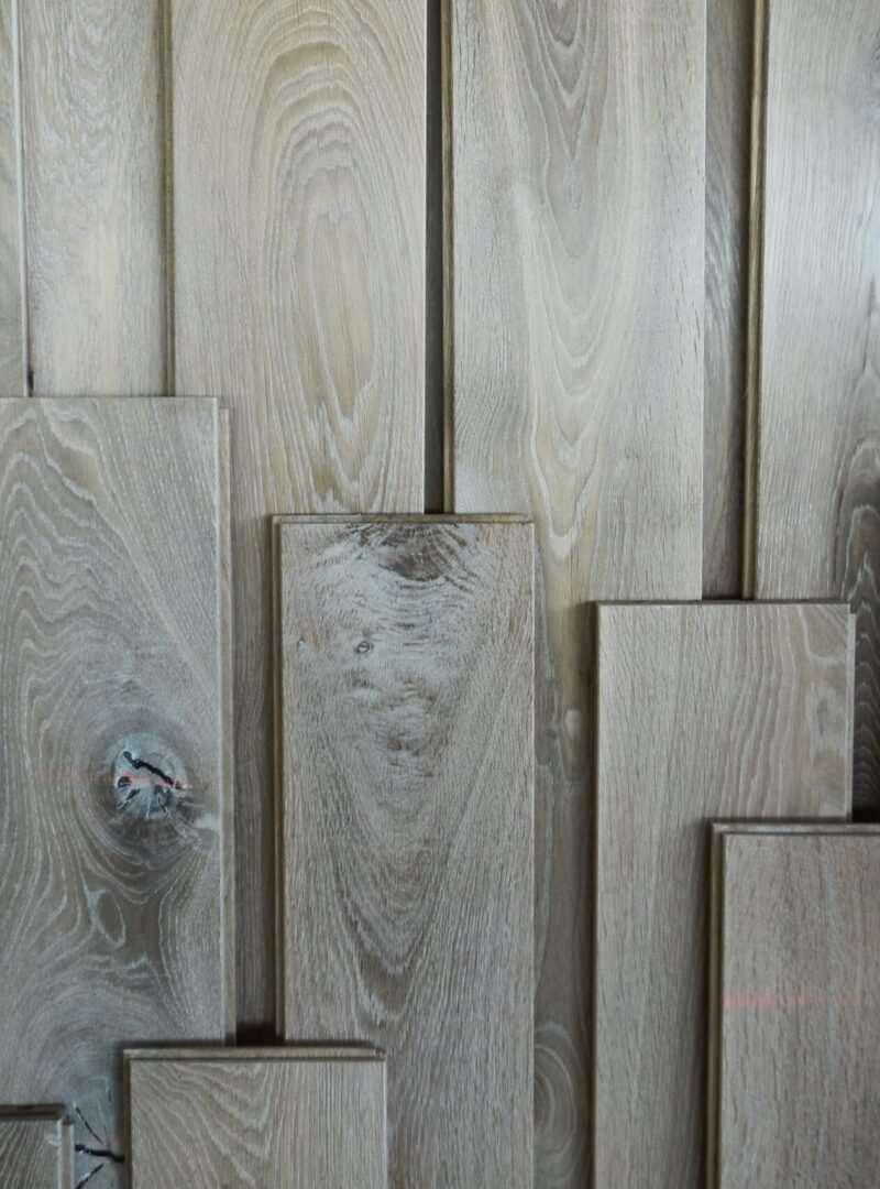 Grading in timber