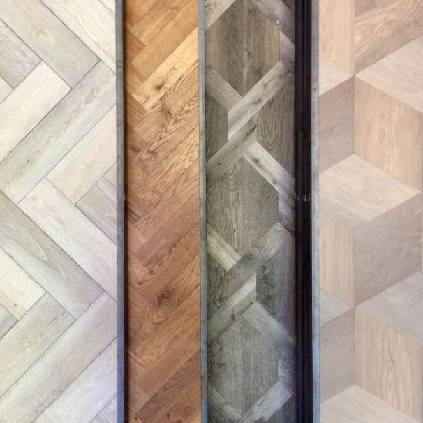 SOLID FLOOR LARGE TIMBER SHOWROOM PANELS