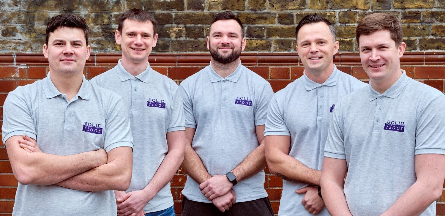 Solid floor fitters portrait