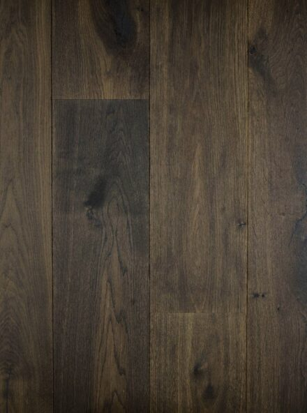 Dark oak flooring havana with black oil