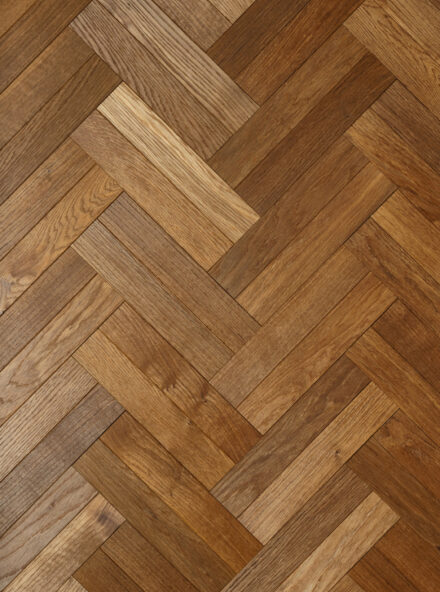 Oak Landmark dalton double herringbone