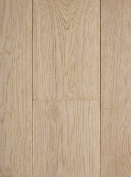Oak polar white plank