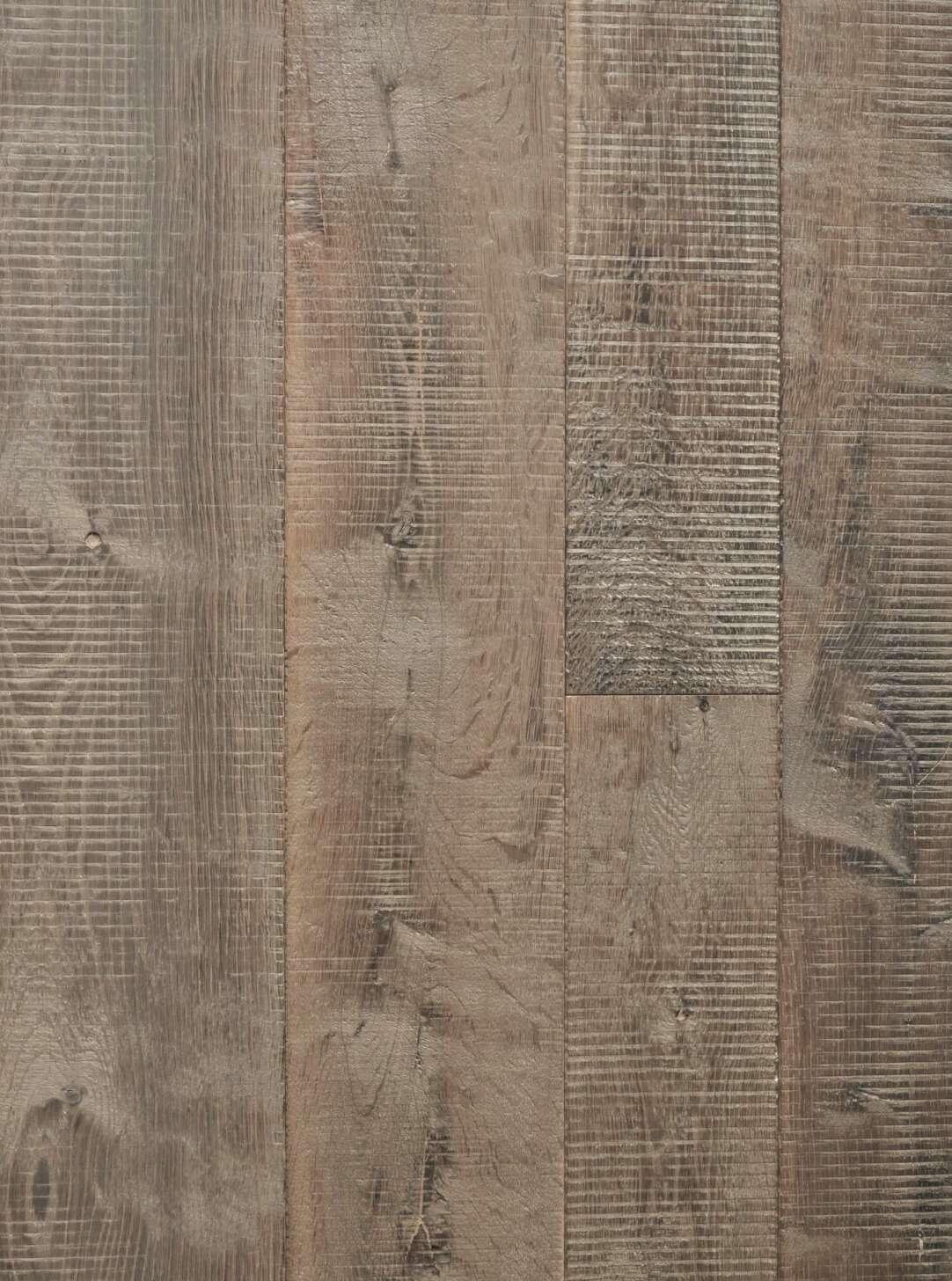 oak citadel grey textured floor with bandsaw marks