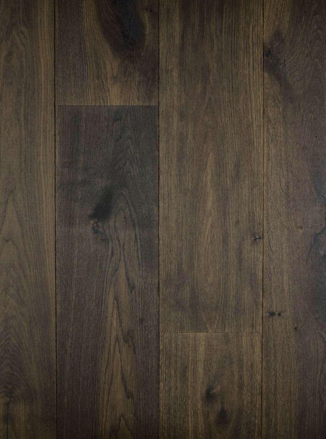 Dark oak flooring havana with black oil