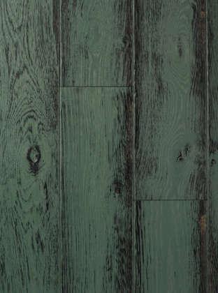 Oak colour collection green 1