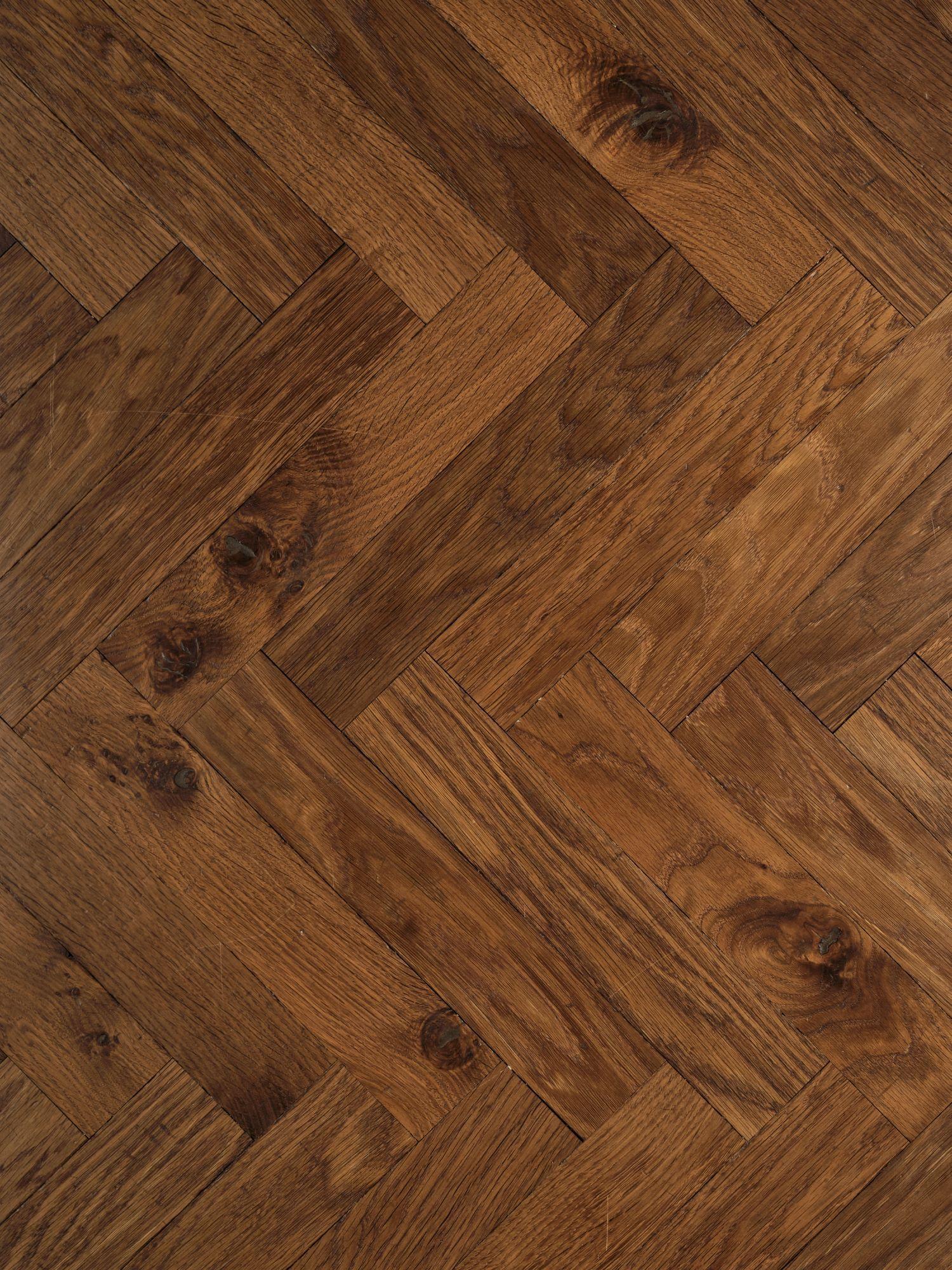 Dark oak herringbone flooring landmark tatton