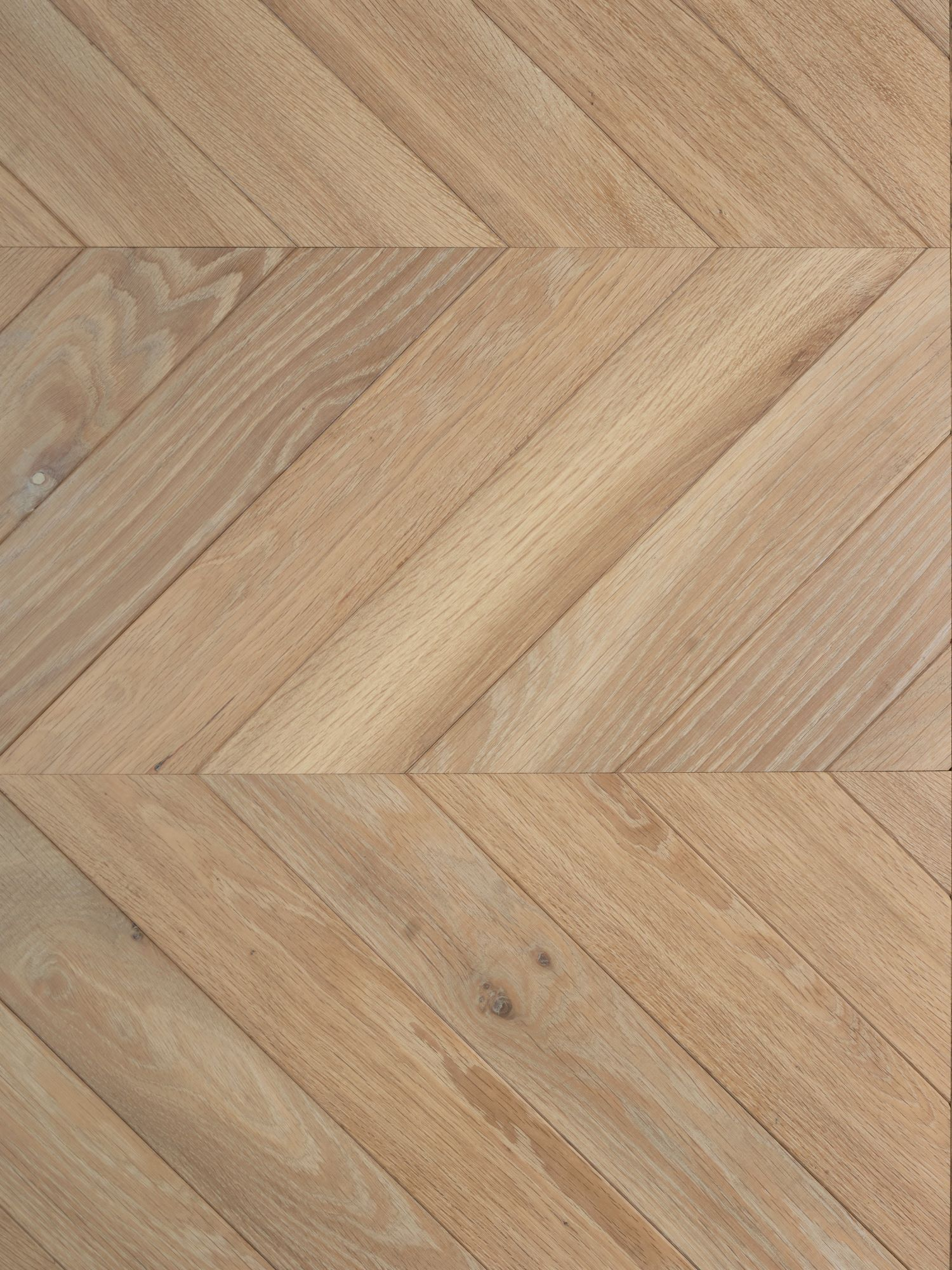 Light oak chevron flooring landmark saltram