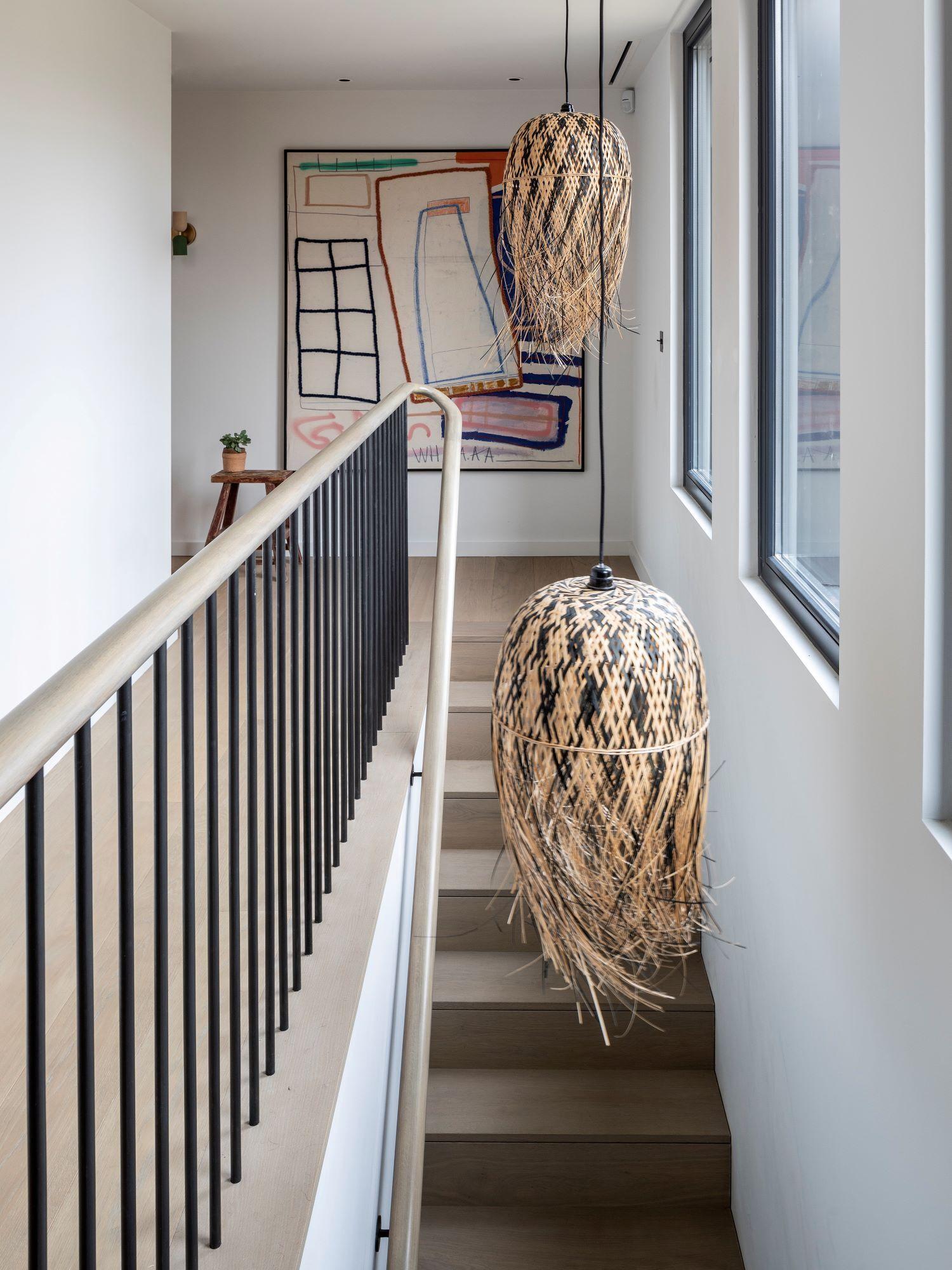 Light oak flooring landmark osterley hallway